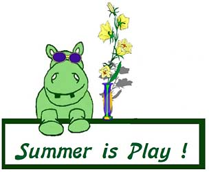 Summer is Play!