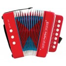 The Little Red Accordion